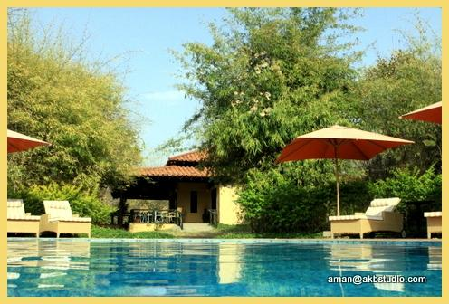 Infinity Resort Bandhavgarh