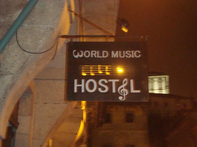 World Music Hostel