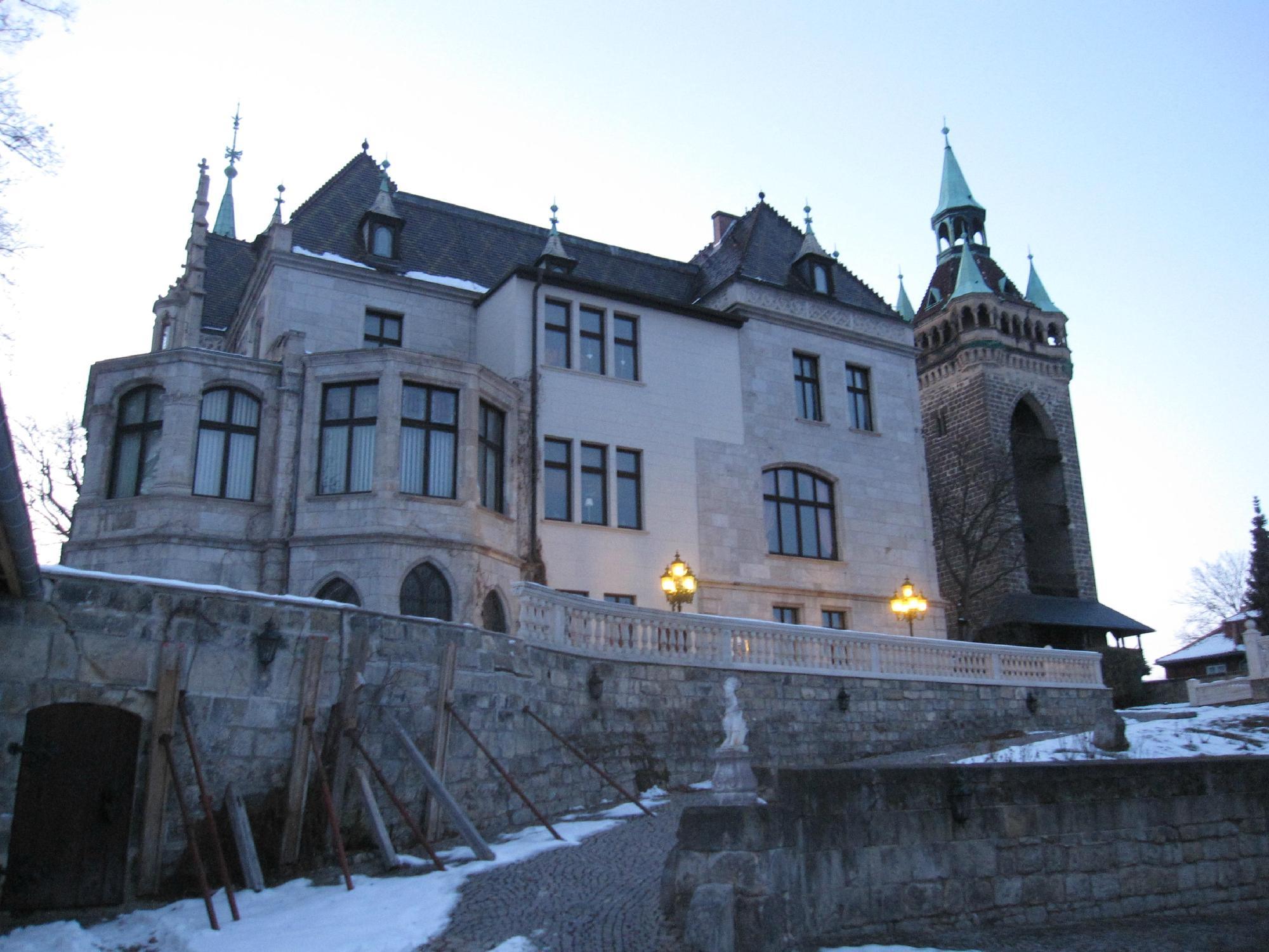 """Schlosshotel """"Zum Markgrafen"""""""