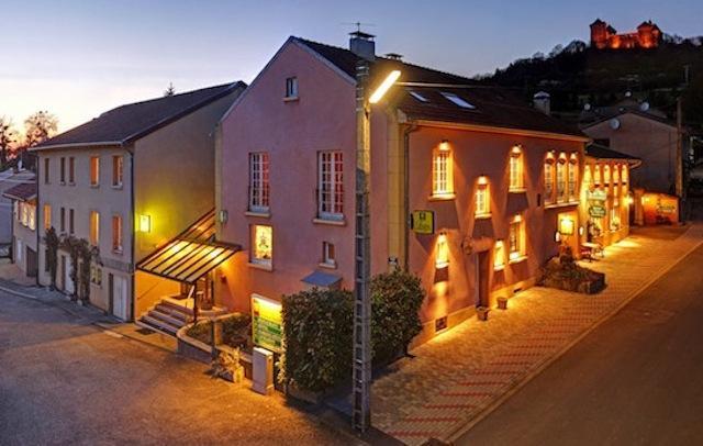 Hotel-Restaurant Au Relais Du Chateau Mensberg