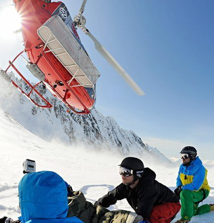 Alaska Powder Descents