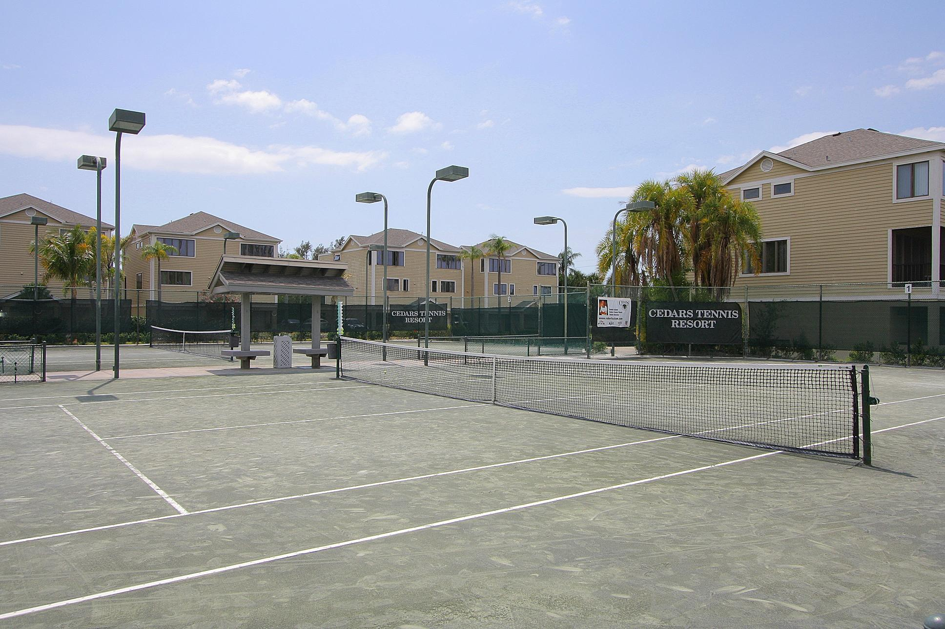 Cedars Tennis Resort