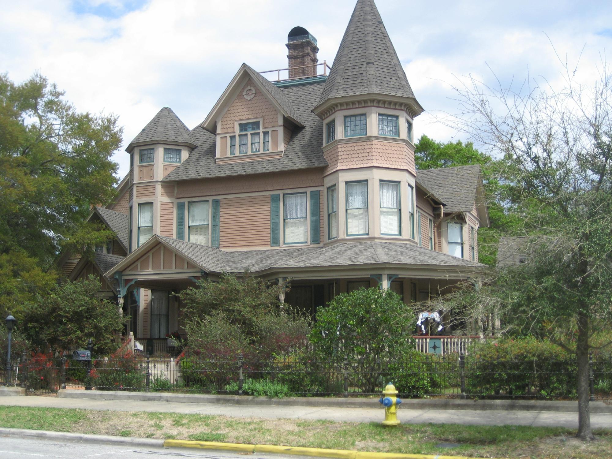 Bailey House, 1895, National Register