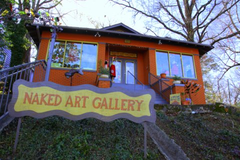 Naked Art Gallery