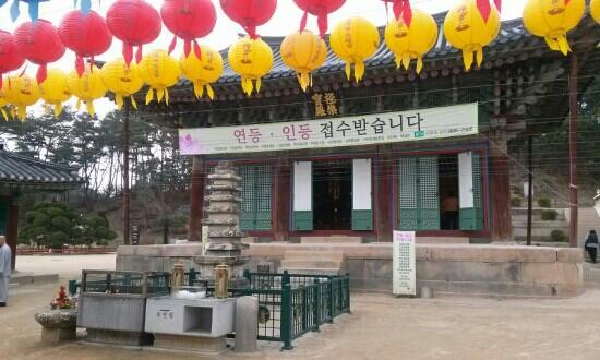 Shilleuksa Temple