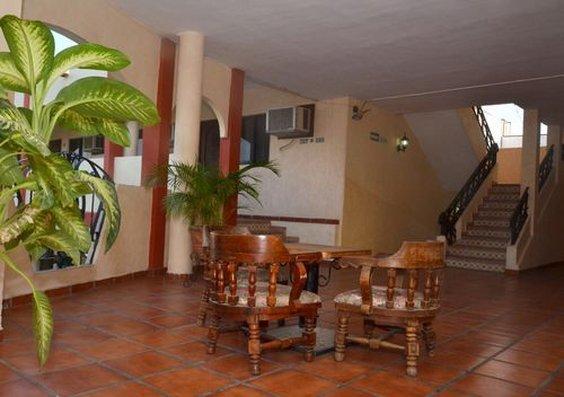 Hotel Las Fuentes Los Mochis