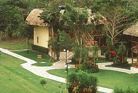 Chicanna Ecovillage Resort