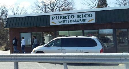 Puerto Rico Bakery