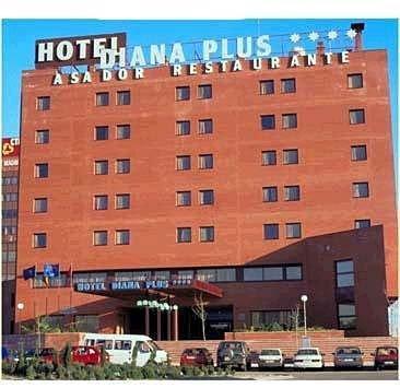 Diana Plus Hotel