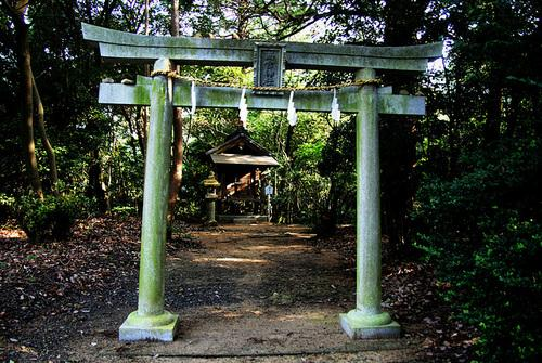 Oasahiko Shrine