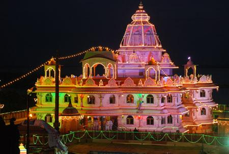 ISKCON Rajahmundry, Sri Sri Radha Gopinath Temple