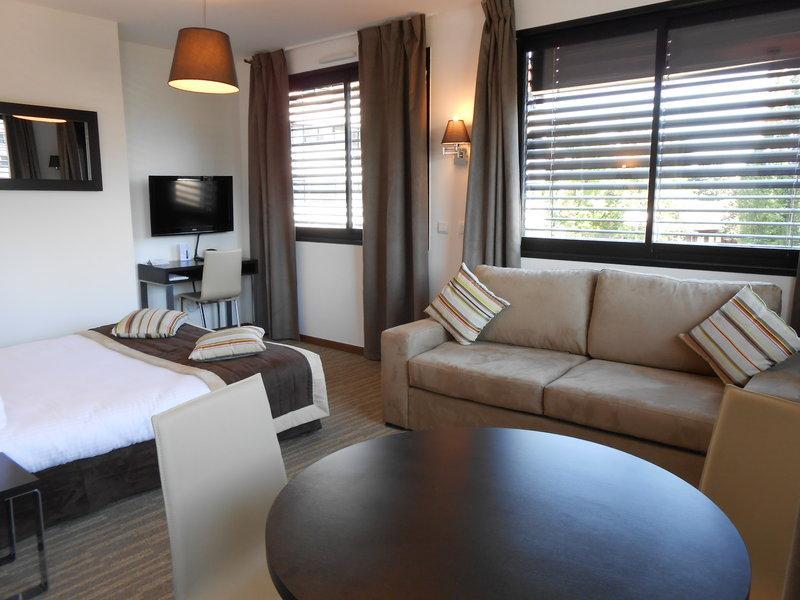 Appart'Hôtel Ferney Geneve