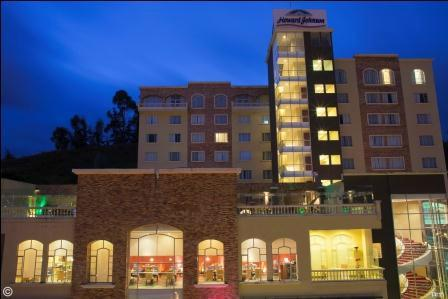 Howard Johnson Hotel Loja