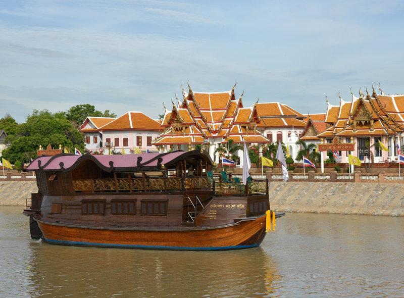 아난타라 리버사이드 스파 & 리조트, 방콕
