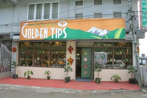 Golden Tips Tea Shop