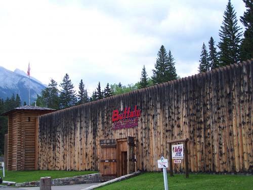 Buffalo Nations Luxton Museum