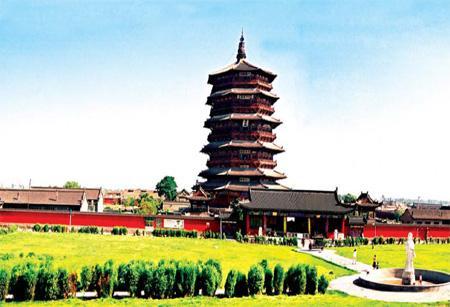 Shuozhou Zhiyu Site