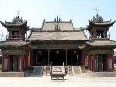 Jincheng Lingchuan South Jixiang Temple