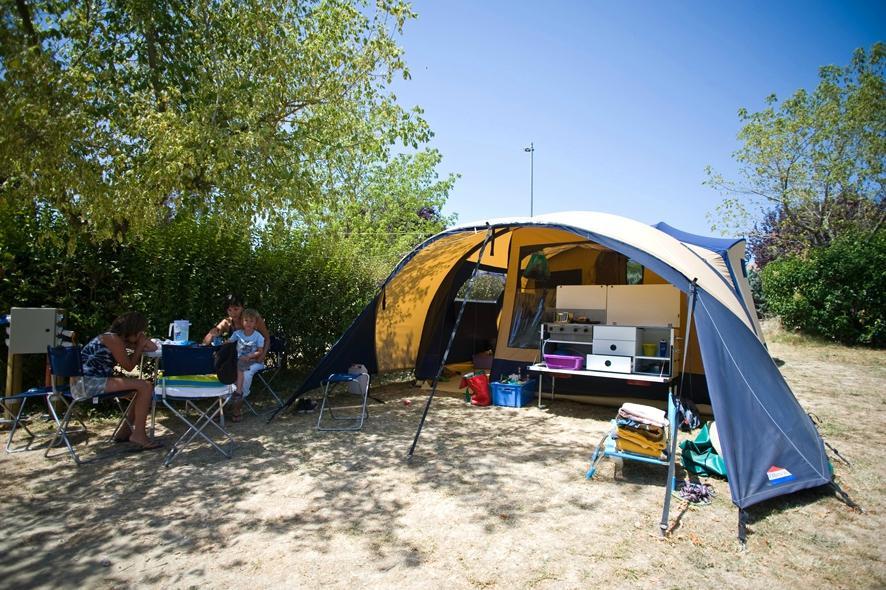 Camping Indigo Forcalquier