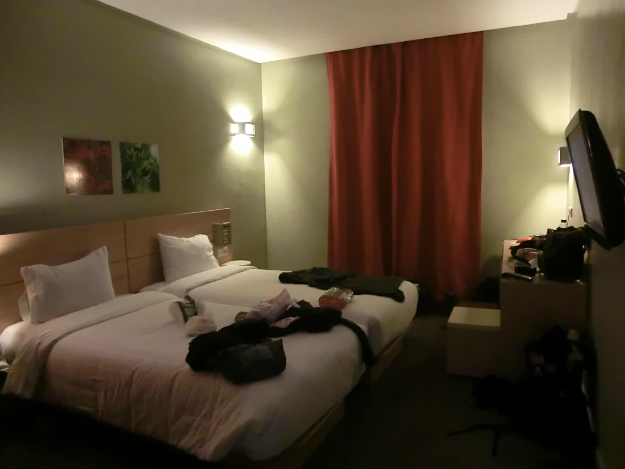 曼濟勒飯店