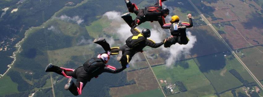 Skydive Eden North