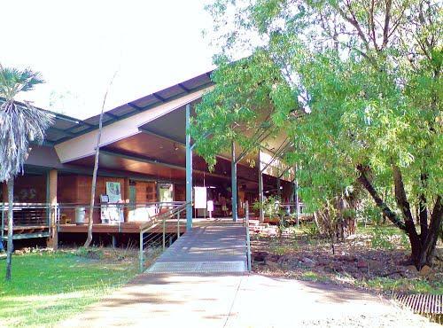 Bowali Visitors Centre