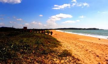 Enseada das Gaivotas Beach