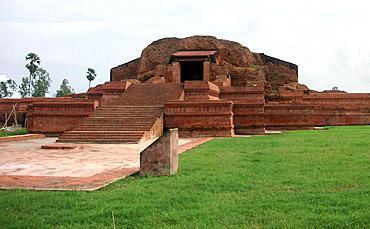 Vikramshila Ruins