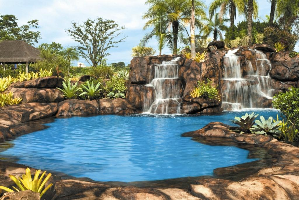 Aguas do Treme Lake Resort