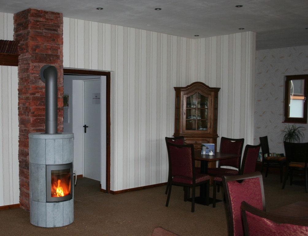 Hotel Hinter den Spiegeln