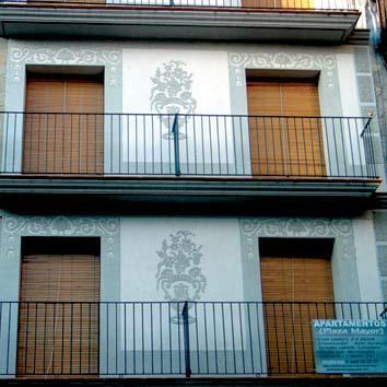 Apartamentos Plaza Mayor