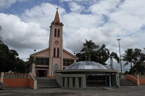 Santuario Nossa Senhora do Rocio