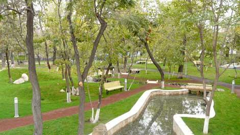 Lovers' Park