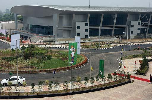 Delhi University Sports Complex