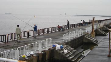 Osaka Nanko Fishing Park