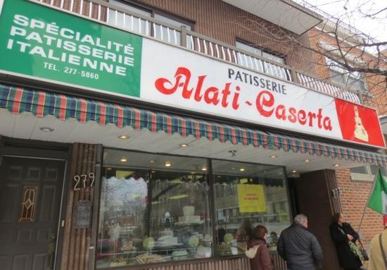 Alati-Casserta Patisserie
