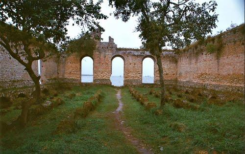Ruínas do Casarão Macedo