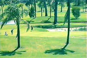 Carrara Gardens Golf Course