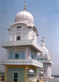 Dhianpur Shrine