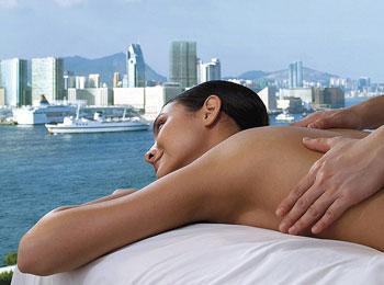 The Spa at the Four Seasons Hotel, Hong Kong