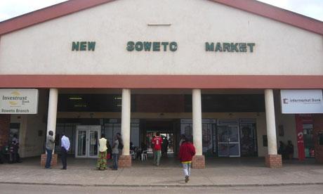 New Soweto Market