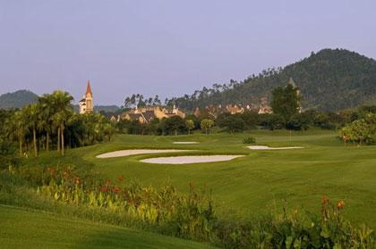 Jiulong Lake Golf Club