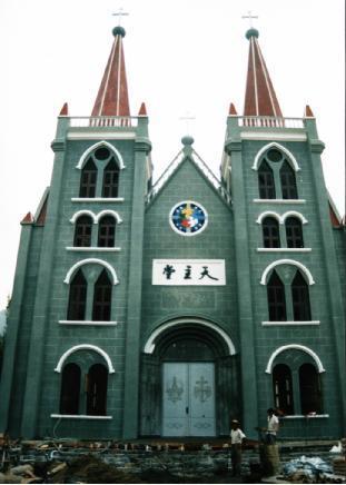 温州城西基督教堂