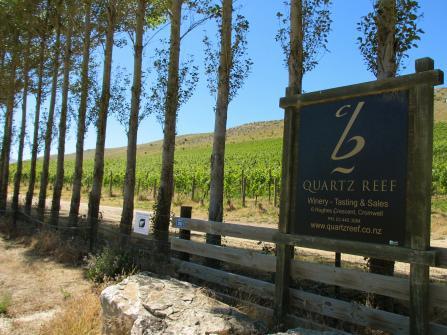 Quartz Reef Wine