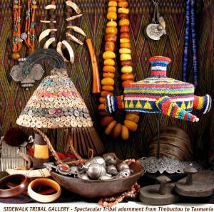 Sidewalk Tribal