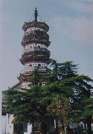 Sanzu Temple