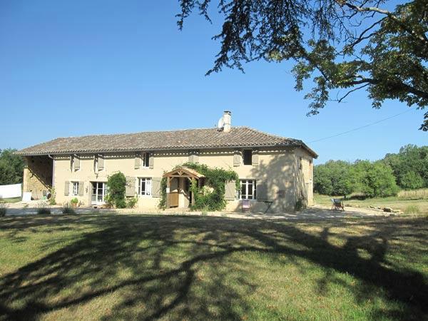 Chambre d 39 hotes la premiere vigne puycelci france tarn for Chambre d hotes tarn