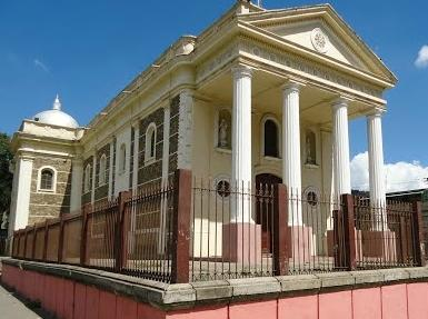 Iglesia Nuestra Senora del Rosario de Antimano