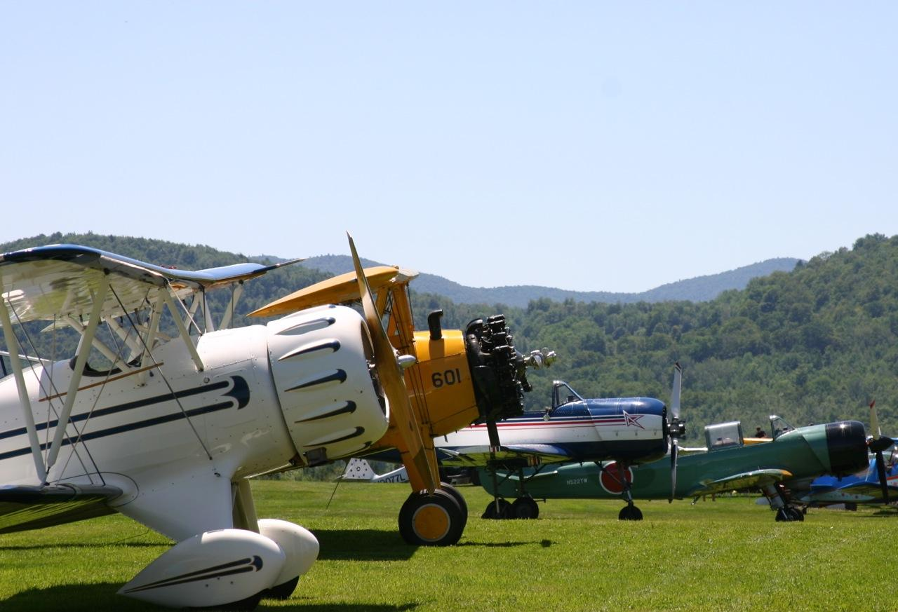 Warren-Sugarbush Airport Stars & Stripes Airshow