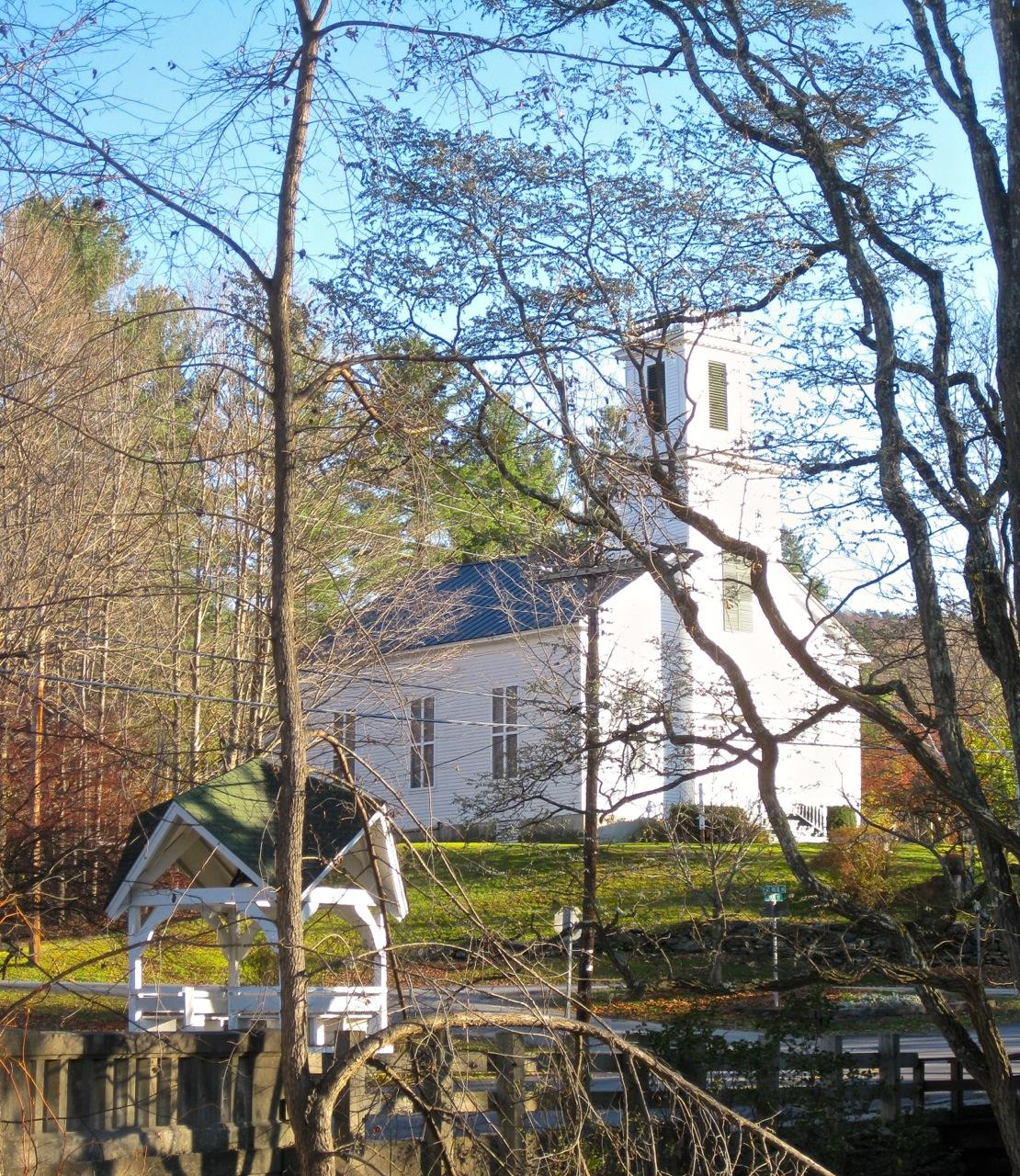 Warren Church & Gazebo